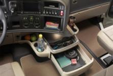 Främre nedre förvaring R-Cab förstabild