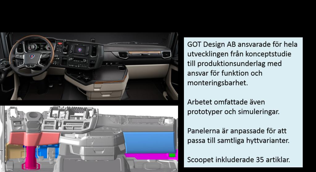 Nya Scania - Täckpaneler read more 1